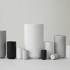 Lyngby Porcelæn Lyngbyvase H20,5 white porcelain