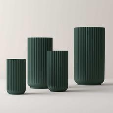 Lyngby Porcelæn Lyngbyvase H25 copenhagen green porcelain