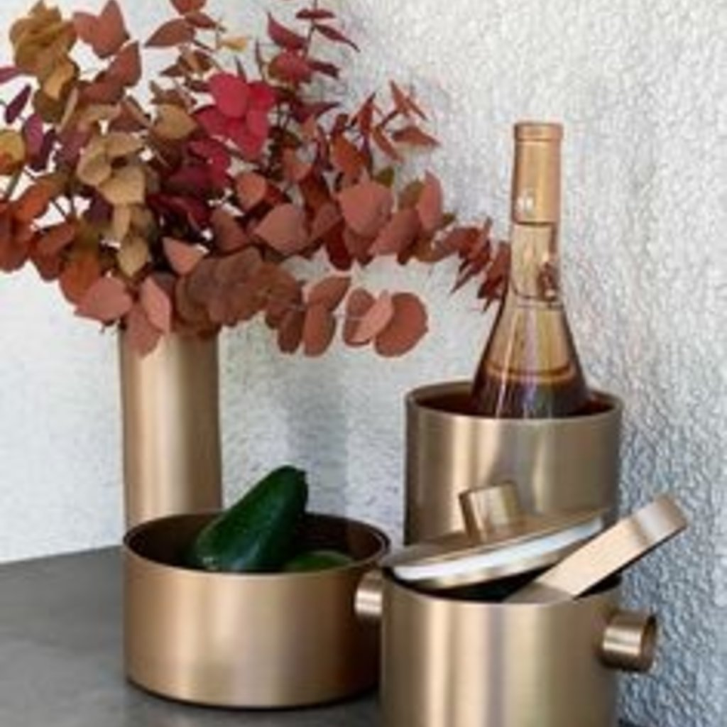 XLBoom Rondo Wine Cooler (stainless steel) Soft Copper