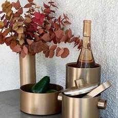 XLBoom Rondo Ice Bucket (stainless steel) Soft Copper