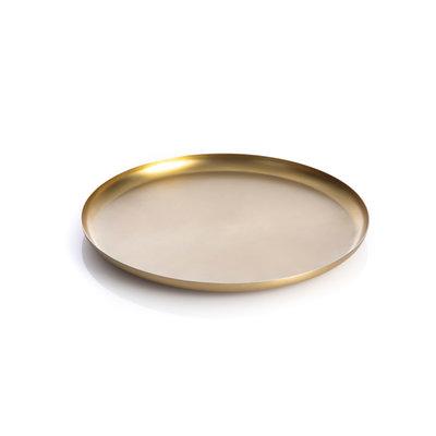 XLBoom Bao Tray Small Brass