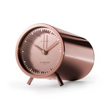 LEFF amsterdam Tube clock | copper | replaced by alarm version