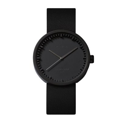 LEFF amsterdam Tube watch S42 | black