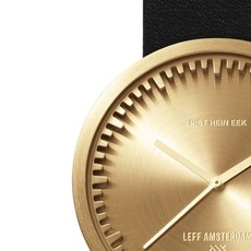 LEFF amsterdam Tube watch S42 | brass