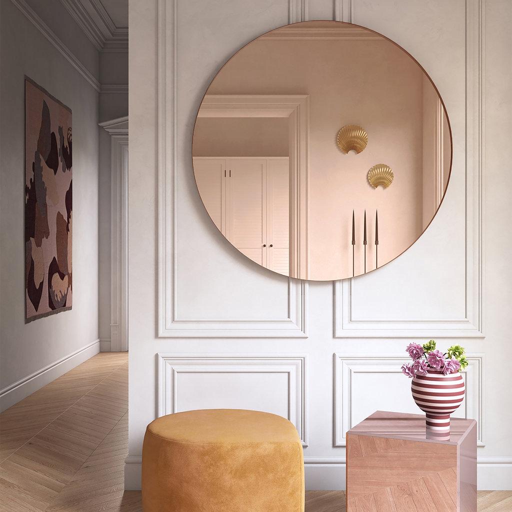 AYTM CIRCUM mirror XS amber