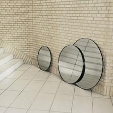 AYTM CIRCUM mirror M clear/black