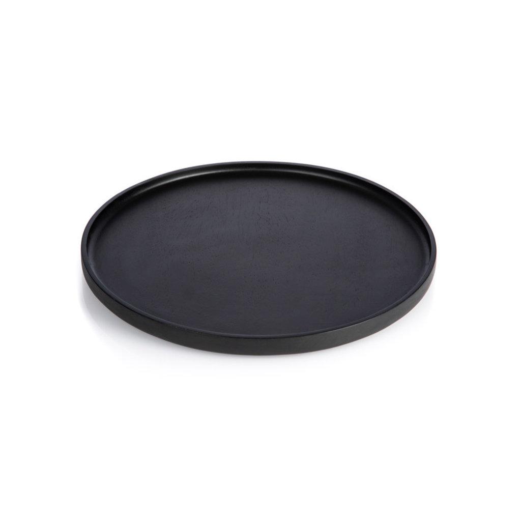XLBoom Nero Tray Round Large