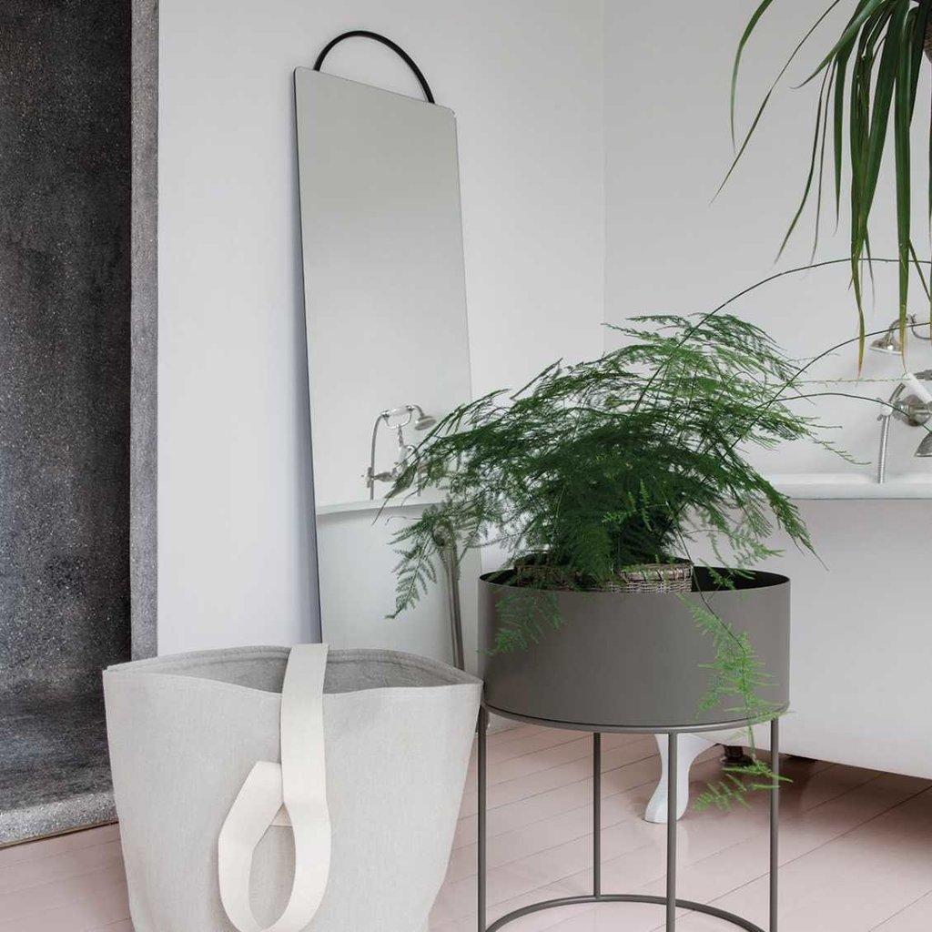 Ferm Living Adorn Mirror - Full Size - Black