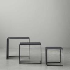 Ferm Living Cluster Tables - Set of 3 - Black