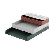 Muuto Arrange Desktop Series - Config 2 - Multi Colored