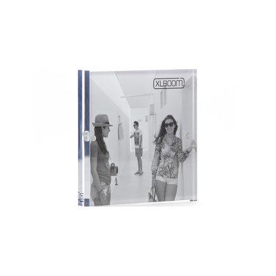 XLBoom Acrylic Magnetic Frame 13x13 Clear