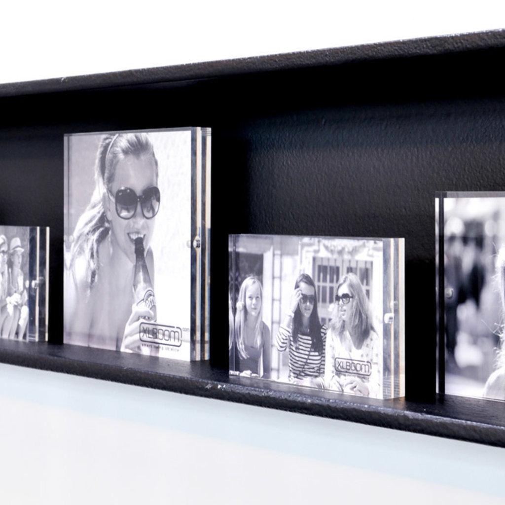 XLBoom Acrylic Magnetic Frame 18x18 Clear