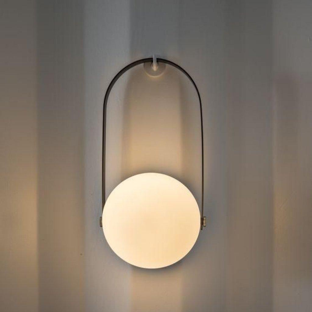 MENU Carrie LED Lamp, Black