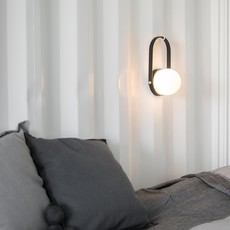 MENU Carrie LED Lamp, Brushed Brass
