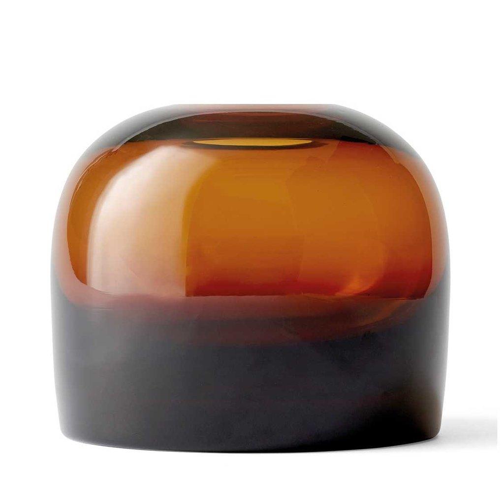 MENU Troll Vase, M, Amber