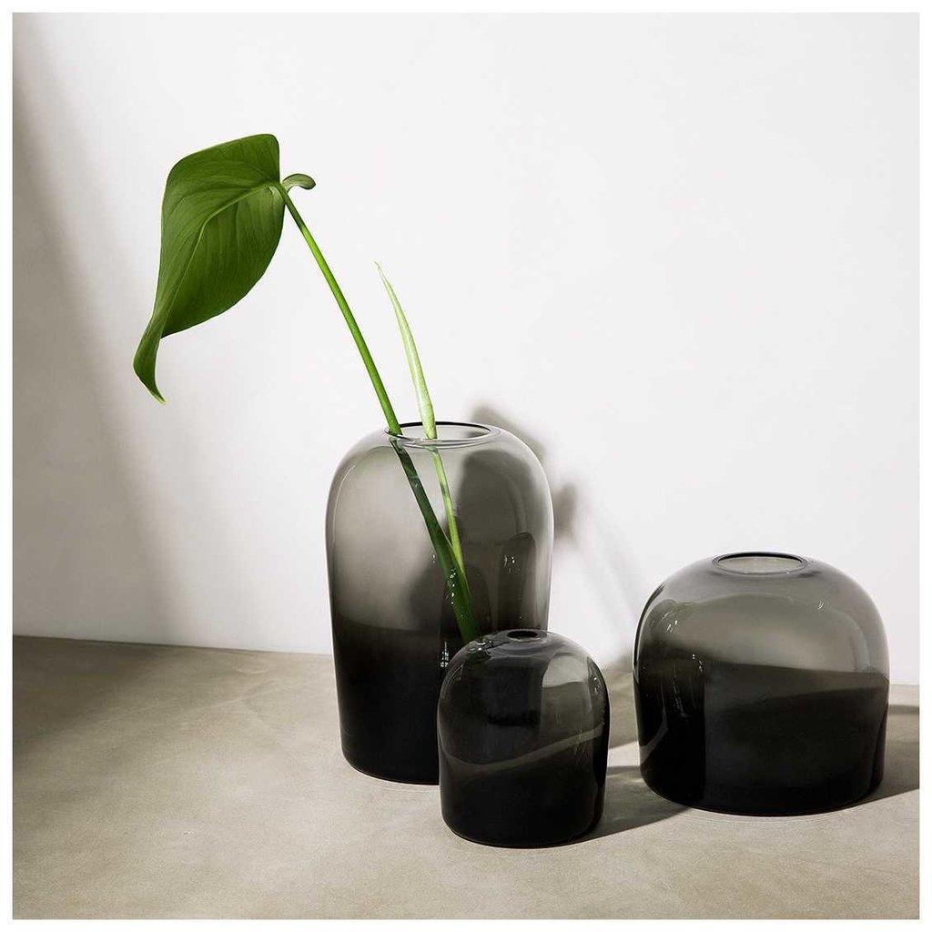MENU Troll Vase, M, Smoke
