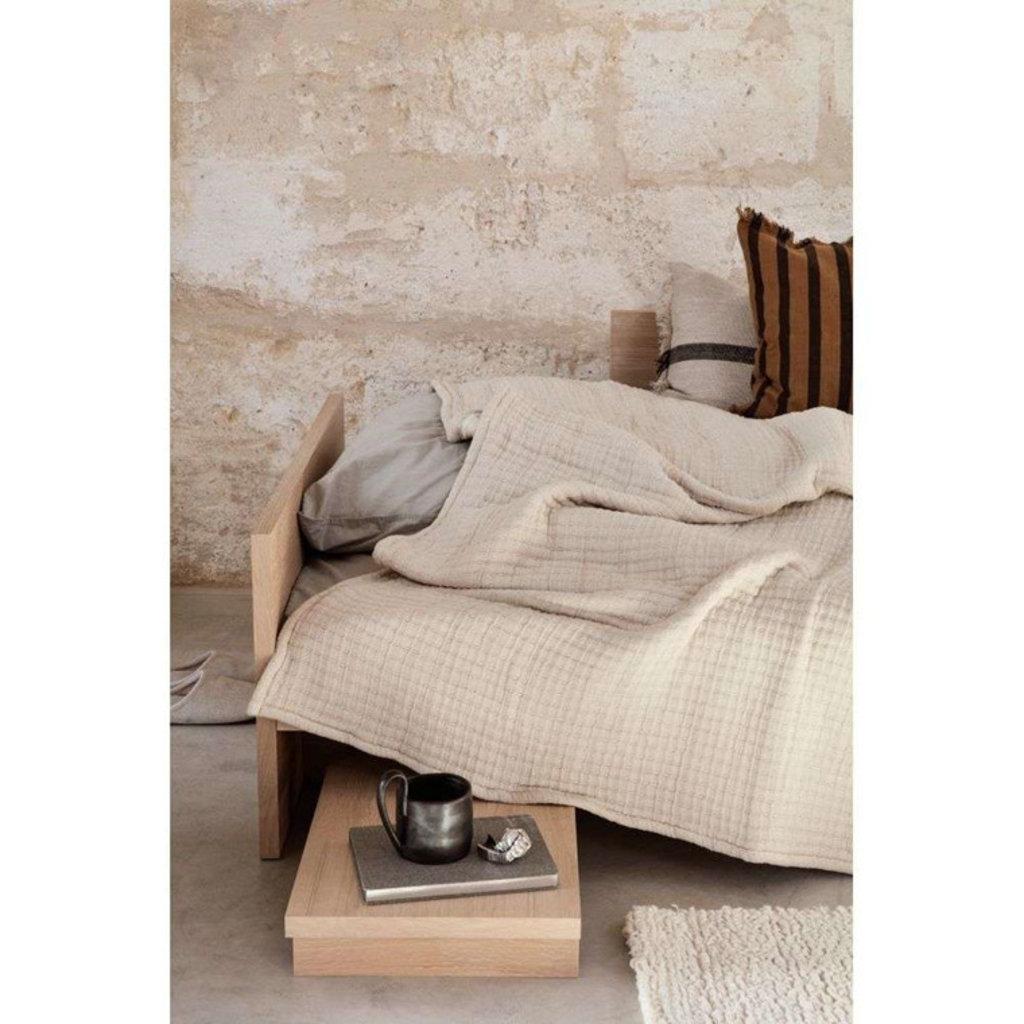Ferm Living Daze Bedspread - Sand