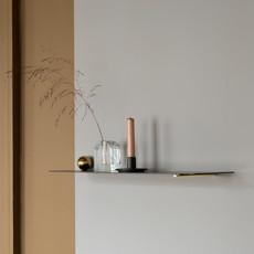 Ferm Living Flying Shelf - Sphere - Brass