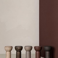 Ferm Living Drupe Mill - Smoked Ash