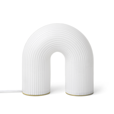 Ferm Living Vuelta Lamp - White