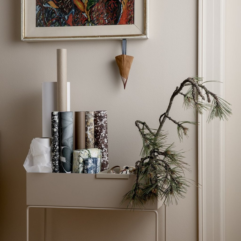 Ferm Living Plant Box - Cashmere