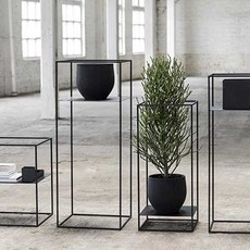 Serax Plant Display Rack Black M