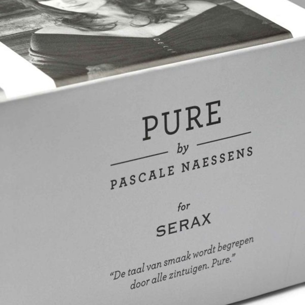 Serax GIFT BOX PURE BLACK STONE WASH 24pcs
