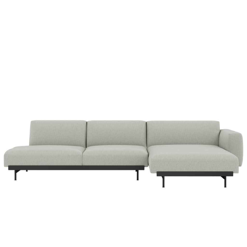 Muuto In Situ - 3-Seater Configuration 8 - Clay 12