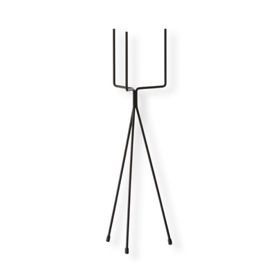 Ferm Living Plant Stand - Black - Low