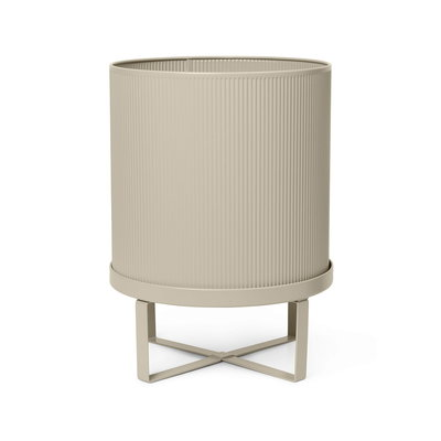 Ferm Living Bau Pot - Large - Cashmere