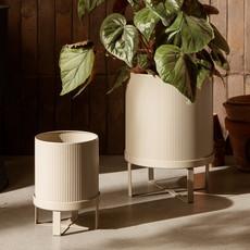 Ferm Living Bau Pot - Large - Cashmere