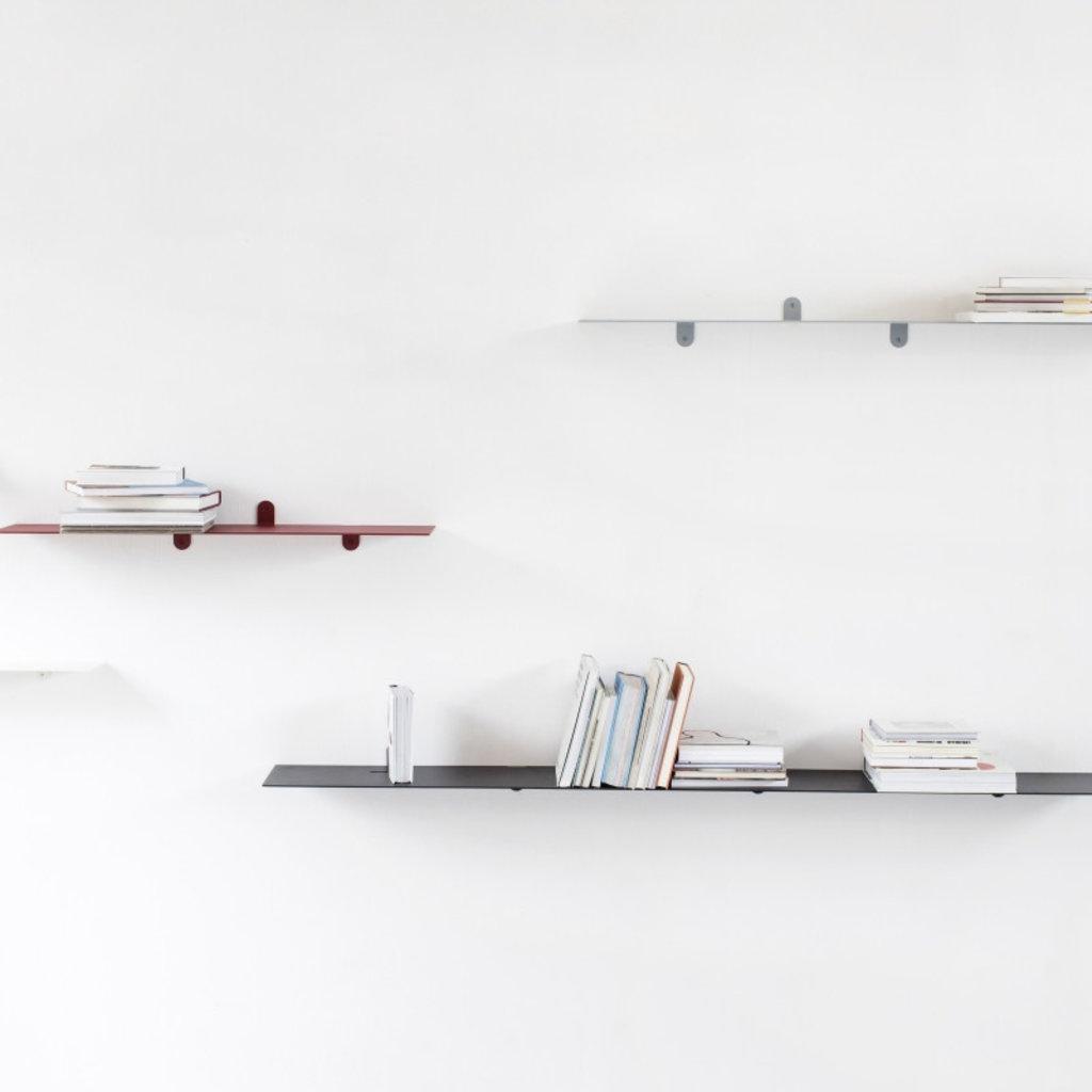 Valerie Objects SCHAP N°1 MVS BENDED STEEL 4MM -74X15X8 MUSTARD GELAKT