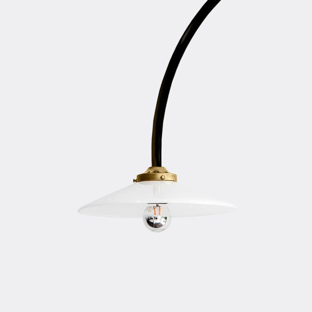 Valerie Objects HANGING LAMP N°2 75X235 BLACK