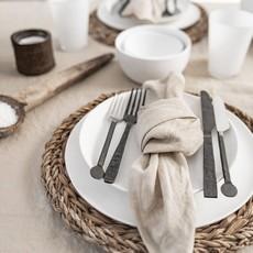 Ferm Living Linen Napkins - Set of 2 - Natural
