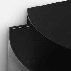 WOUD Wallie wall drawer Black/Black