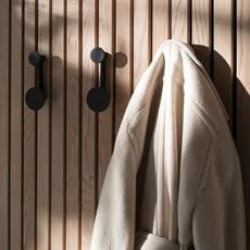 MENU Afteroom Coat Hanger, Small, Black
