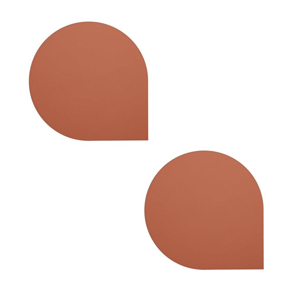 AYTM STILLA Placemat - set of 2 - Ginger Bread