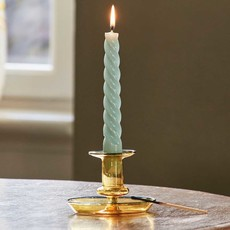 HAY Candle Twist Set of 6 Caramel peach lavender