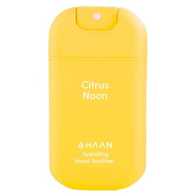 HAAN Hand Sanitizer Single (30ml) - geel