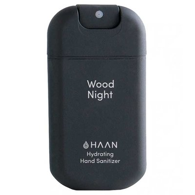 HAAN Hand Sanitizer Single (30ml) - zwart