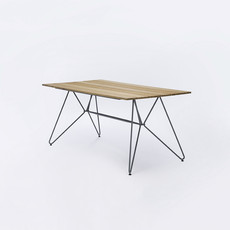 Houe SKETCH Table 160 x 88 - Table Top in Bamboo + Grey