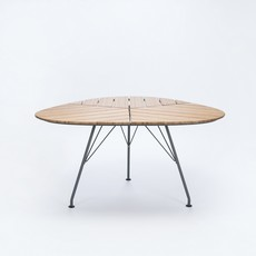 Houe LEAF Table - Table Top in Bamboo + Grey