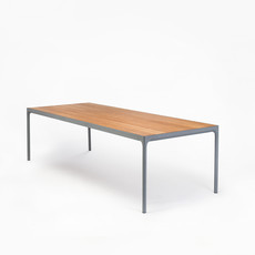 Houe FOUR Table 270 cm - Table Top in Bamboo