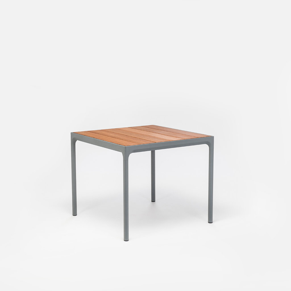 Houe FOUR Table 90 cm - Table Top in Bamboo