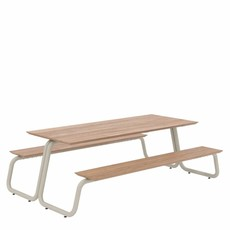 WÜNDER The Table Medium - Lichtgrijs