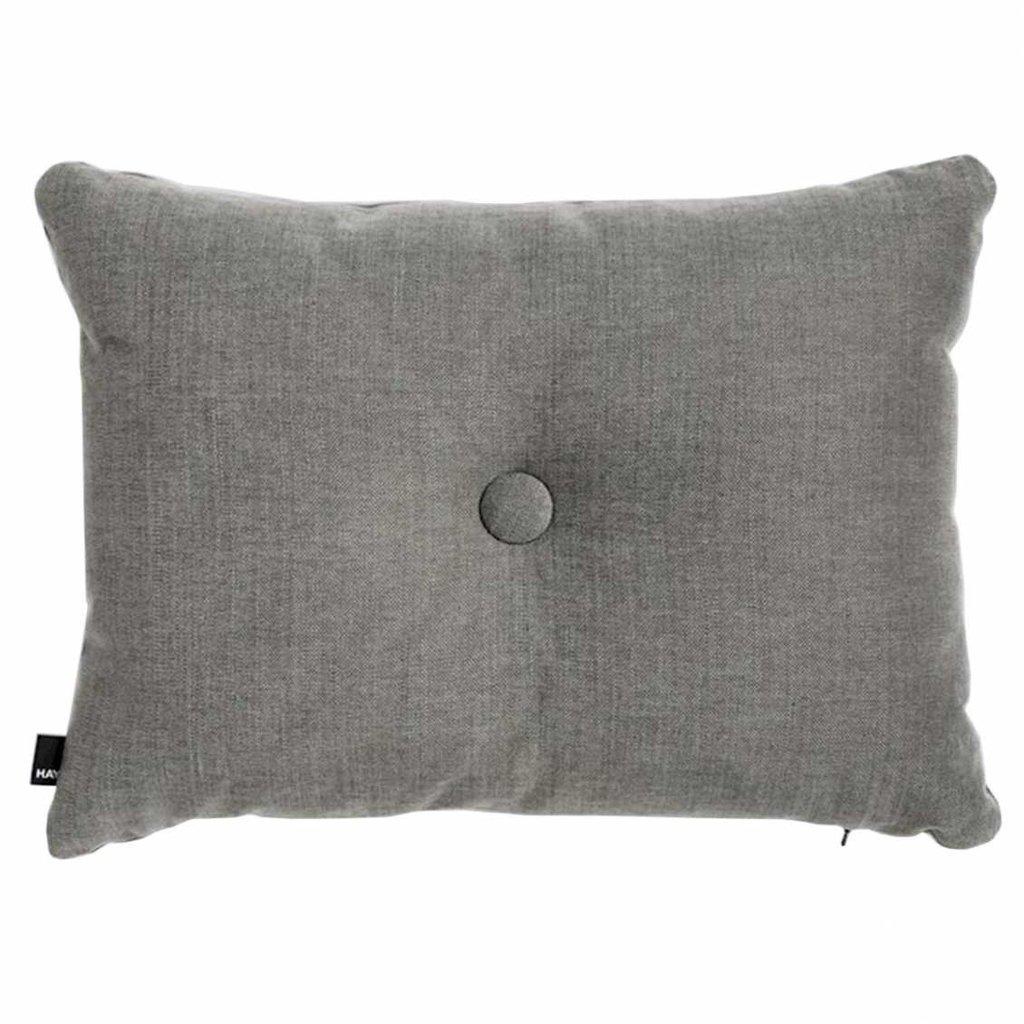 HAY Dot Cushion 1 dot TINT Dark Grey