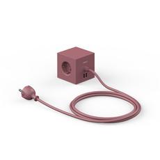 AVOLT Square 1 USB Magnet Version Rusty Red