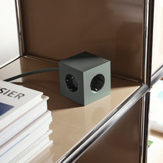 AVOLT AVOLT Square 1 USB Magnet Version Oak Green