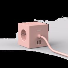 AVOLT Square 1 USB Magnet Version Old Pink
