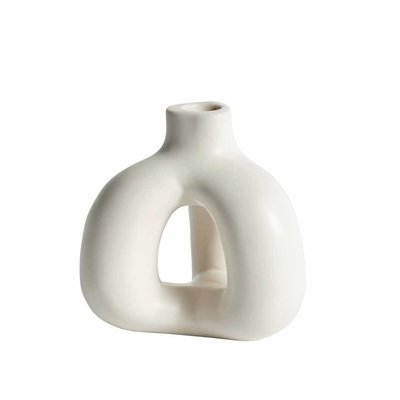 HAY WS Complot Candleholder Ivory